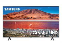 Samsung 55 Inch 4K Crystal UHD Smart LED TV with Built-in Receiver - UA55TU7000UXEG
