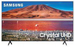 Samsung 65 Inch 4K Crystal UHD Smart LED TV with Built-in Receiver - 65TU7000FXZA