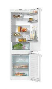 Miele Built In Refrigerator, No Frost, 2 Doors, 9 FT, White - KFNS 37432 iD
