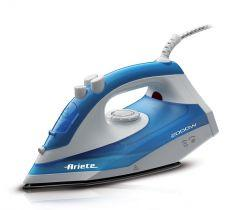 Ariete Steam Iron, 2000 Watt, Blue/White - 6234