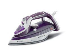 Ariete Steam Iron, 2200 Watt, Purple/White - 6243