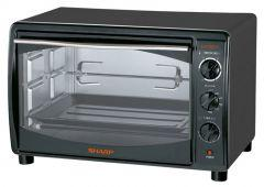 Sharp Electric Oven, 42 Litres, 1800 Watt, Black - EO-42K-2