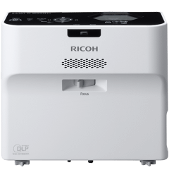 Ricoh DLP Projector, 1280×800 Resolution, White/Black - WX 4152N