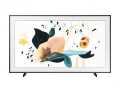 Samsung The Frame 65 Inch 4K Ultra HD Smart QLED TV - 65LS03TA with Customizable Frame - Brown