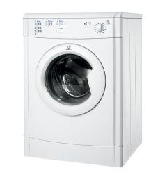 Indesit Front Load Tumble Dryer, 7 KG, White - IDV75EU
