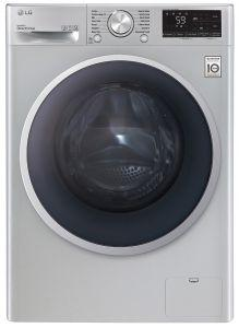 LG Vivace Front Load Automatic Washing Machine, 9 KG, Silver- F4R5VYGSL