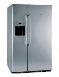 Fagor Side By Side Digital Refrigerator, No Frost, 2 Doors, 23 FT, Stainless Steel - FQ8965XS