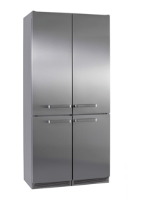 Fagor Freestanding Refrigerator, No Frost, 24 FT, Stainless Steel - FFK6725AXSR
