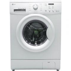 LG Front Load Automatic Washing Machine, 7 KG, Silver- FH2C3QDG