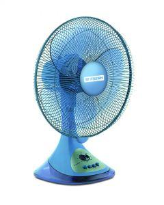 Fresh Queen Table Fan, 16 Inch - Blue