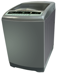 Fresh Top Load Automatic Washing Machine, 9 KG, Silver- FTM-09M12S