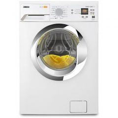 Zanussi Front Loading Digital Washing Machine, 6 KG, White - ZWF60830WX