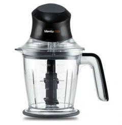 Mienta Fusion Mini Chopper, 550 Watt, Black - CH23228A