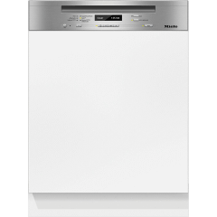 Miele Built-In Dishwasher, 14 Persons, 6 Programs, White- G 6000 SCI