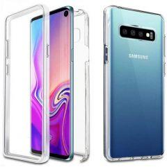 360 Degree Cover for Samsung Galaxy S10 - Transparent