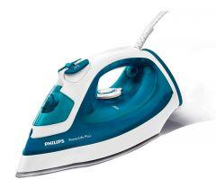 Philips PowerLife Plus Steam Iron, 2200 Watt, Blue - GC2981/20