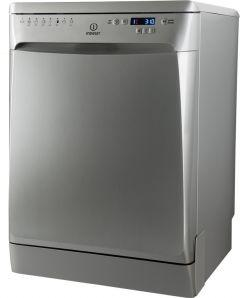 Indesit Dishwasher, 13 Persons, 8 Programs, Stainless Steel- DFP58B1NXEX