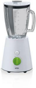 Braun TributeCollection Jug Blender 800 Watt, White - JB 3060