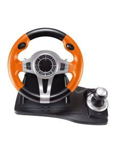 2B Racing 5 in 1 Driving Wheel for PlayStation 4 - Gp026