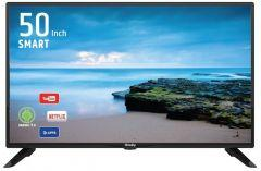 Grouhy 50 Inch 4K UHD Smart LED TV with Built-in Receiver - GLD50SD