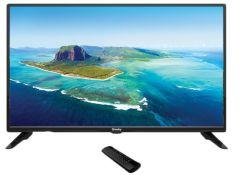Grouhy 43 Inch Full HD Smart LED TV with Built-in Receiver - GLD43SD