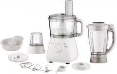 Grouhy 40 in 1 Food Processor, 800 Watt, White - eh.G-025525-G.E
