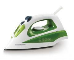 Unionaire Steam Iron, 2200 Watt, White/Green - HG5010