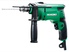 HiKOKI Professional Impact Drill, 550 Watt, Green- DV13VS