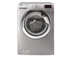 Hoover Front Load Automatic Washing Machine, 7 KG, Silver- DXOC17C3R-ELA