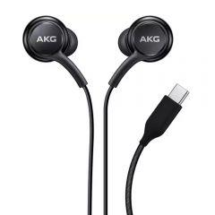 Samsung AKG Wired In-Ear Earphones with Microphone - Black