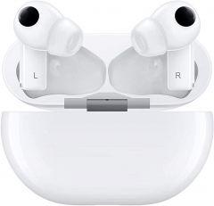 Huawei FreeBuds Pro In-Ear Wireless Earphone with Microphone - Ceramic White