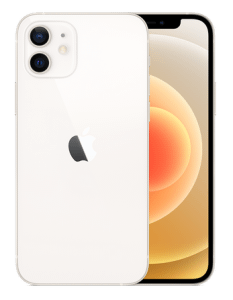Apple iPhone 12, 64GB, 5G - White