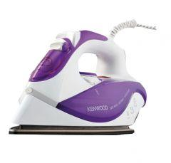 Kenwood Steam Iron, 2400 Watt, White - ISP201PU