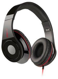 Speedlink Crossfire Design Headphones, Black - SL-8500-bk
