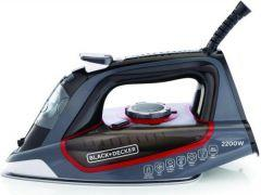Black + Decker Steam Iron, 2200 Watt, Multicolor - X2050-B5