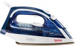 Tefal Maestro Plus Steam Iron, 2300 Watt, White/Blue - FV1840E6