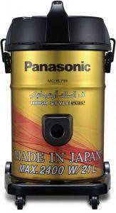 Panasonic Tough Style Plus+ Vacuum Cleaner, 2400 Watt, Gold - MC-YL799N747