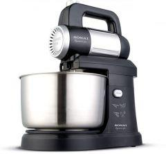 Sonai Dynamic Stand Mixer, 500 Watt, Black - SH-M800