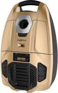 Castle Vacuum Cleaner, 2000 Watt, Gold – VC1520