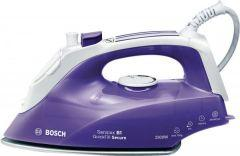 Bosch Steam Iron, 2300 Watt, White/Purple - TDA2680