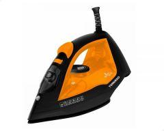 Tornado Steam Iron, 2200 Watt, Orange - TST-2200