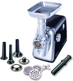 Smart Meat Grinder, 1000 Watt, Black/Silver - SMG2500B