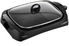 Kenwood Health Grill, 1700 Watt, Black - HG230