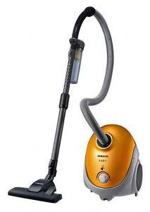 Samsung Vacuum Cleaner, 1800 Watt, Orange - VCC5255V3O