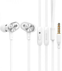 Yison Wired In-Ear Earphones with Microphone, White - CX620