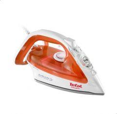 Tefal Easygliss Steam Iron 2400 Watt, Orange - FV3952E0