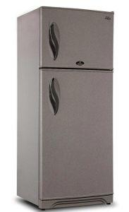 Kiriazi Freestanding Refrigerator, No Frost, 2 Doors, 18 FT, Dark Gold - E520NV/2