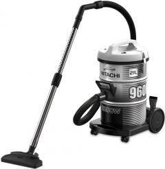 Hitachi Vacuum Cleaner, 2200 Watt, Grey - CV-960F