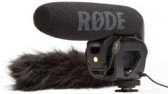 Rode Videomic Microphone, Pro And Deadcat For Cameras