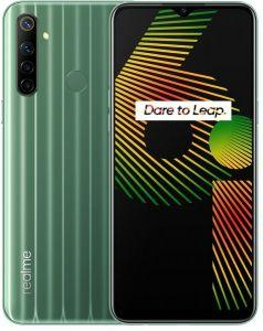 Realme 6i Dual Sim, 128GB, 4G LTE - Green Tea